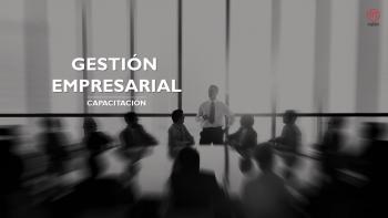 Enlace permanente a:Capacitación en gestión empresarial