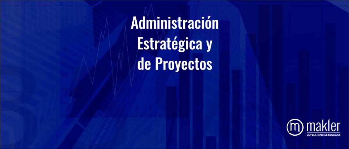 Enlace permanente a:Administración Estratégica y de Proyectos