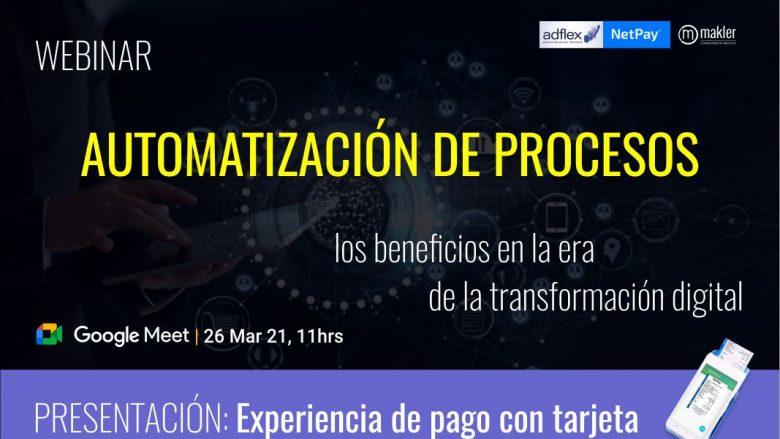 Webinar Automatización de Procesos